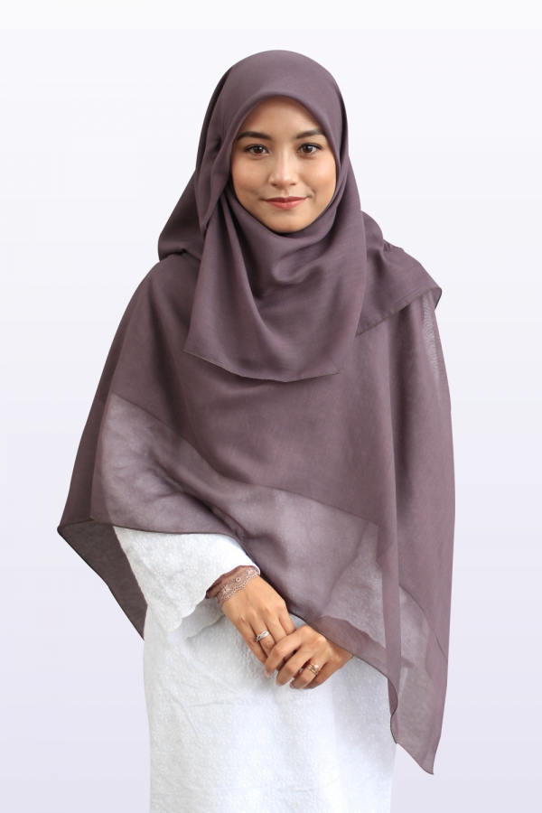 Bawal Hasna Aulia - Dusty Purple