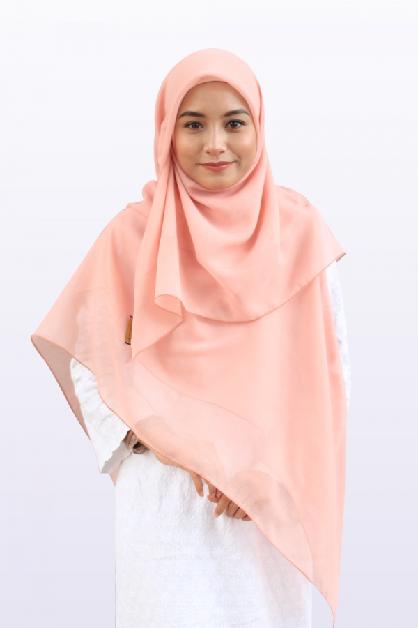 Bawal Hasna Aulia - Light Orange