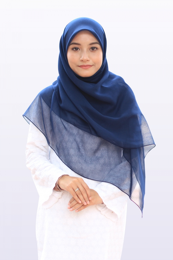 Bawal Hasna Aulia - Midnight Blue