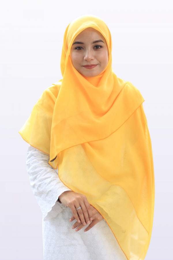 Bawal Hasna Aulia - Royal Yellow