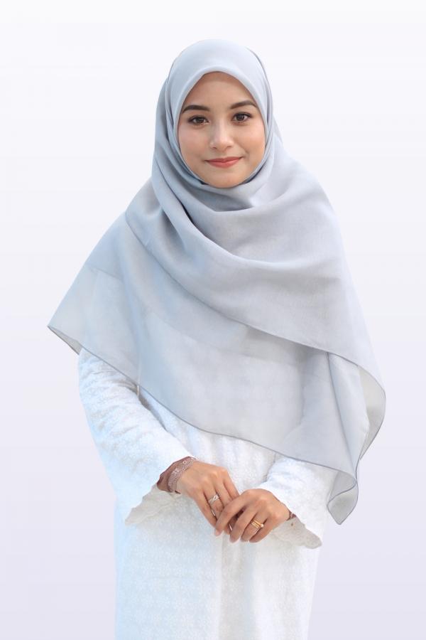 Bawal Hasna Aulia - Soft Grey