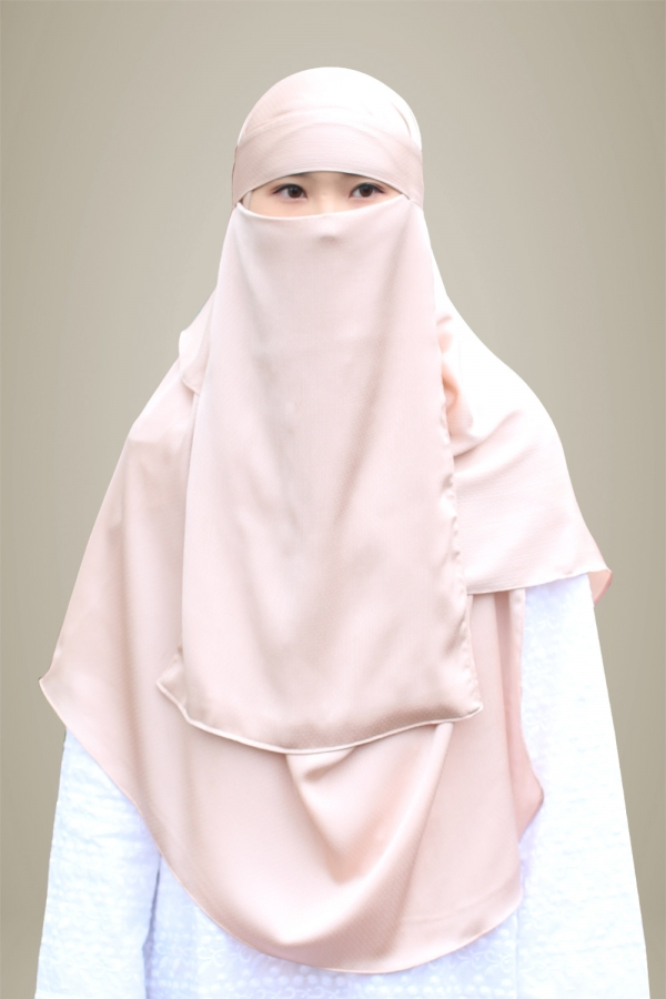 Bawal Hasna Haura - Peach Puree ( SET )