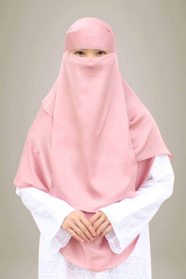 Bawal Hasna Haura - Pale Rose ( SET )