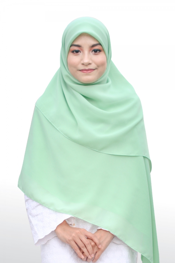 Bawal Hasna Hawa - Apple Green