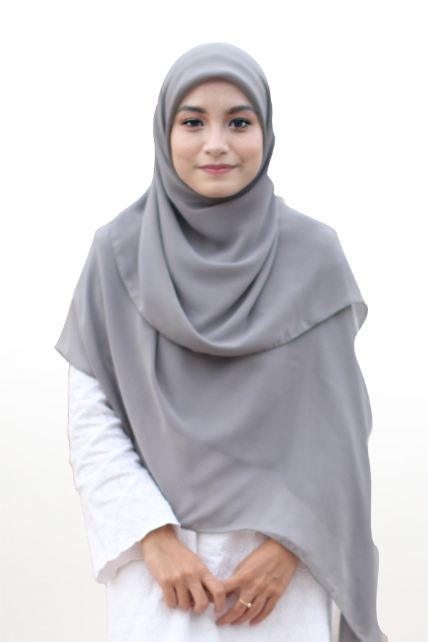 Bawal Hasna Hawa - Light Grey