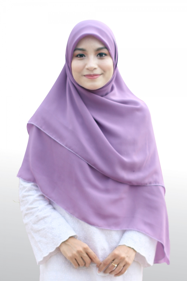 Bawal Hasna Hawa - Light Purple